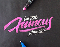 Crayola & Brushpen Lettering Set