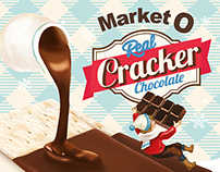 "MARKET O ""Real cracker"""