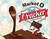 "MARKET O ""Real cracker"""