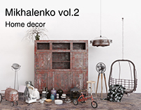 Mikhalenko vol.2 | FREE 3D models collection