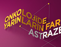 Astra Zeneca Oncology launch design & CGI