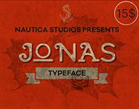 Jonas Typeface