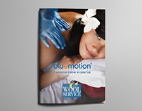 Wool Service - Bluemotion Depliant