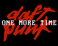 One More Time - videoclip