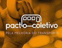 PACTO COLETIVO - Melhoria do Transporte Público