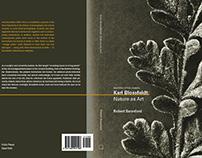 Karl Blossfeldt Book Design