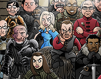 Community/Game of Thrones