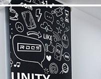 Room Squared Social Media