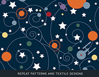 Repeat Patterns and Textile Designs