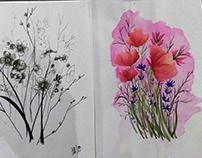 Sketches: Erica Sousa