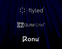 Flyled, Glam Cam, Ronu