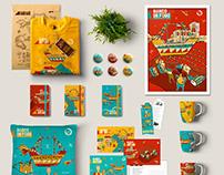 Barco de Fogo — Souvenir Brand