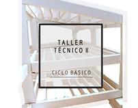 Taller Técnico ll / Análisis Iluminación [2013-2]