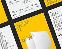 Papier14: foire d'art contemporain