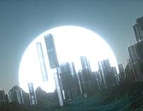 MOTION_04: sun.building