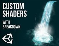 Unity Custom Shader Works