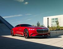 Vision Mercedes - Maybach 6