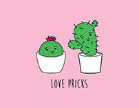 Cactus Business Card Design