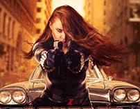 Movie Poster : Revenge