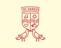The Garden Visual Identity