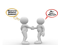 How to Choose the Perfect Business Partner