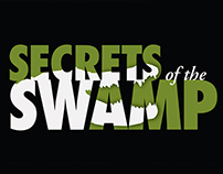 Secrets of the Swamp - Advertising Campaign
