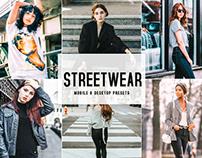 Free Streetwear Fashion Pro Lightroom Presets