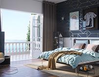 General Bedroom (Montpellier)