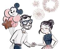 Disney Flair