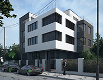 Residential project on Fibrei 1