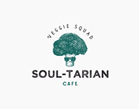 Proposal Logo Soul-Tarian Cafe