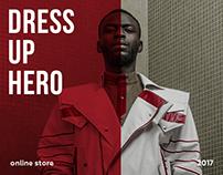 DRESS UP HERØ online store