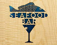 The Seafood Bar at Breakers Palm Beach.
