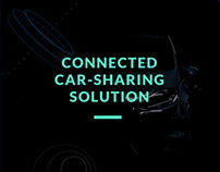 Connected Car-Sharing Solution