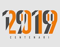 Valencia C.F Centenary brand / Concept.