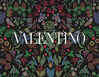 Valentino Water Song Collection