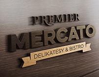 MERCATO Poster design