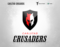 Carlstad Crusaders | logo redesign