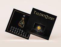 TalentQuest - Branding & Web Design