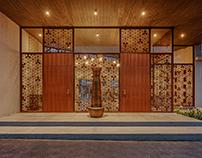 Goyal Nirvana Club House By FADD Studio