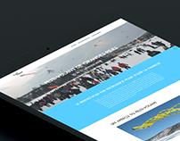 Page Web - Festi-volant