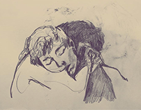 sketchbook 16/17