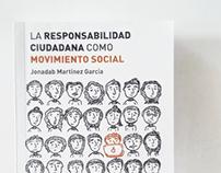 """Libro """"La responsabilidad ciudadana..."""""""