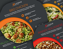 Fitlicious Corporate Design