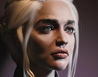 Khaleesi - Emilia Clarke
