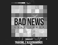 CD Artwork : Bad News
