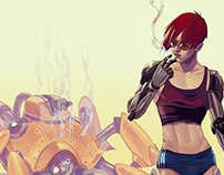 Bionic Gal