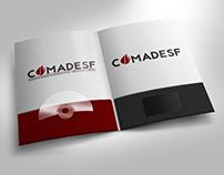 Logo Concurso - Comadesf
