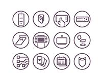 slots icon set