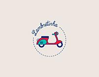 Lambretinha | Branding